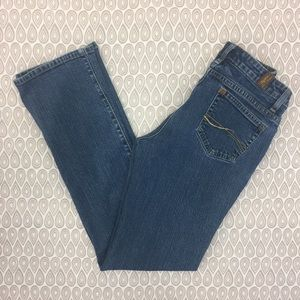 Aura Jeans By Wrangler Woman's Size 4 Long B91